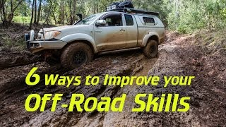 6 Ways to Gain Off-Roading Skills