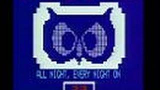 "WFLD Channel 32 - Keyfax Nite-Owl Service - ""Tonight!"" (Promo #2, 1981)"