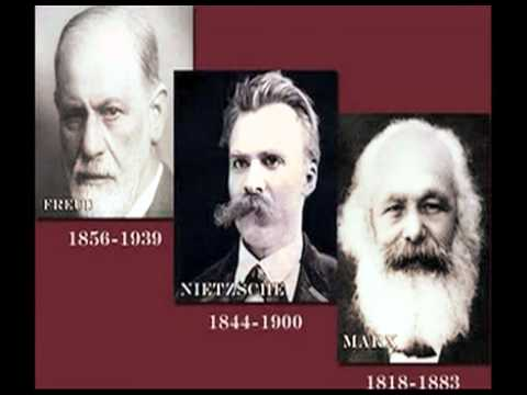 """marx darwin freud nietzsche and dostoevsky The end of art by roger kimball june god and the devil war for the soul of man,"""" dostoevsky had mitya is aggressively secular—the names darwin, marx."""