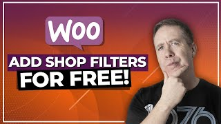 Free WooCommerce Filter Products Plugin PLUS More...