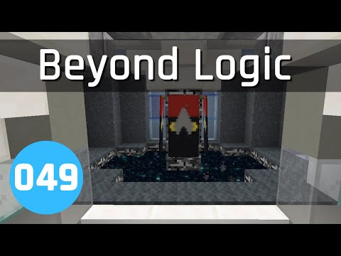 Beyond Logic #49: Beam me up, Scotty | Minecraft 1.13