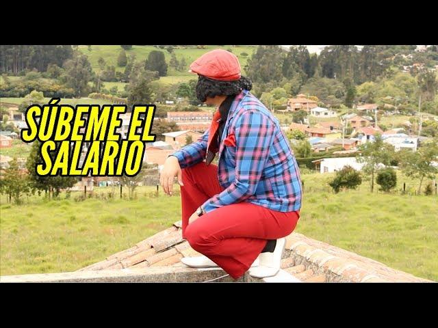 ENRIQUE IGLESIAS/SÚBEME EL SALARIO/ HASSAM/ Parodia por Rogelio Pataquiva
