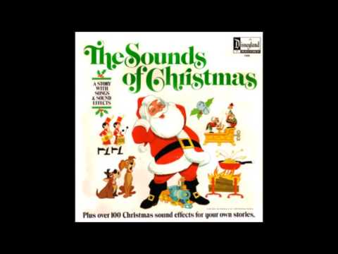 Disneyland Records   The Sounds Of Christmas