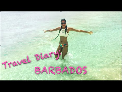 Travel Diary || BARBADOS Vlog Days 1-4 || Beach Life
