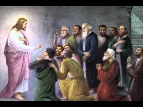 52712 daily gospel appearance to the disciples