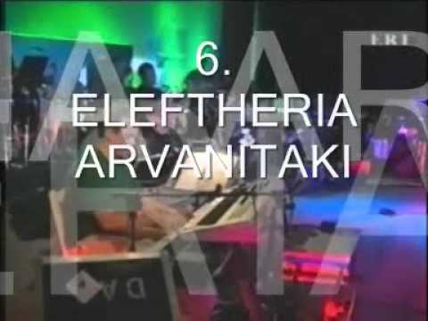 top greek female singers