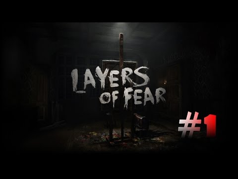 Layers of Fear #1 - Donald Trump Jr. & Scary Wine bottles