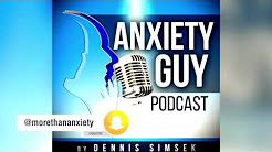 Anxiety Causing Depression? 3 Steps To Recovery / Podcast #70