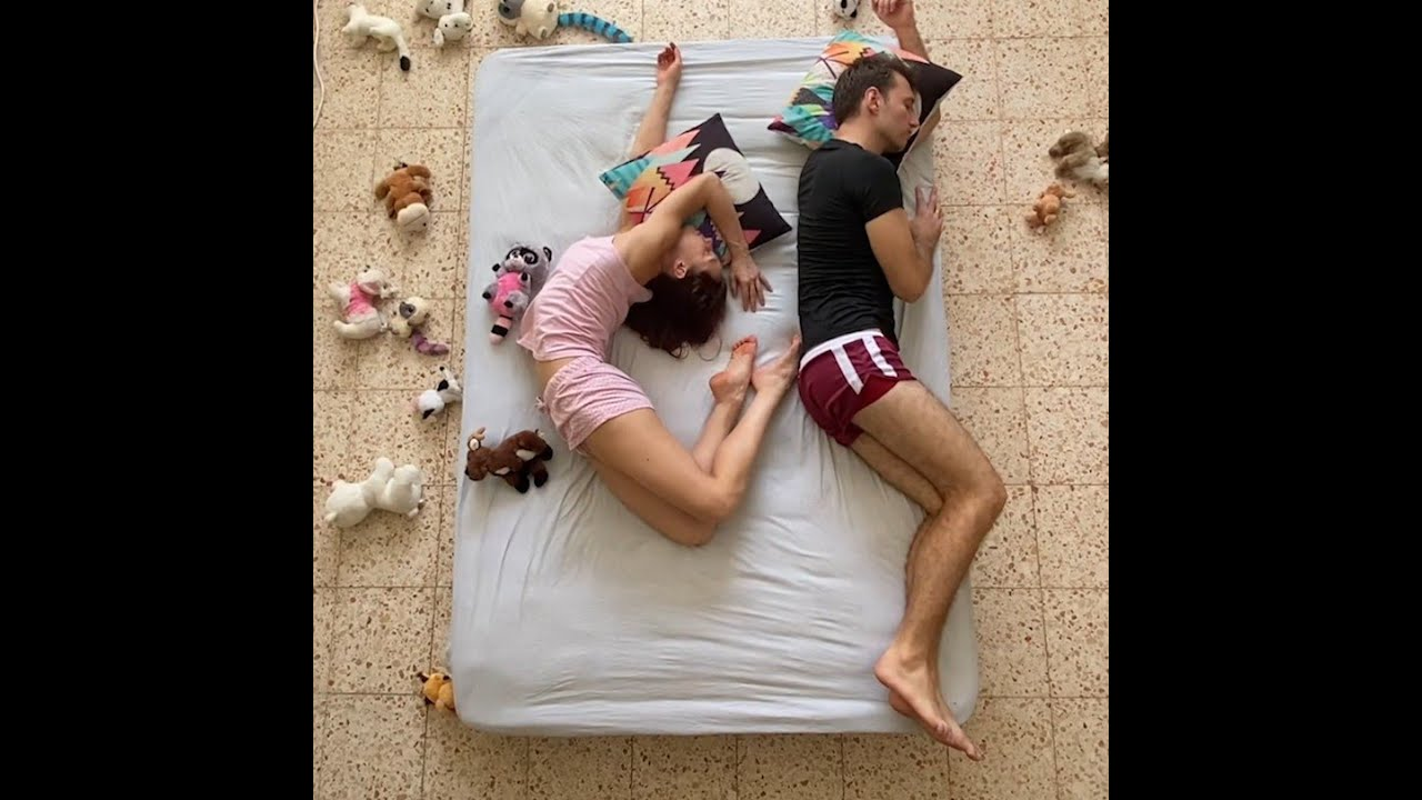 How to Share a Bed With Your Partner