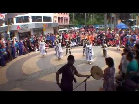 Folk troupe from Republic of  Sakha Yakutia Russia