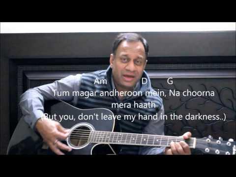 Jab Koi Baat Bigad Jaye   Guitar Chords   Gagan Jain