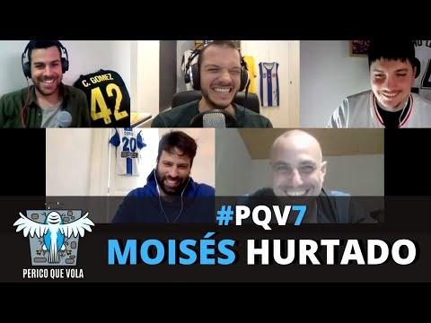 PERICO QUE VOLA amb Moisés Hurtado   #PQV7