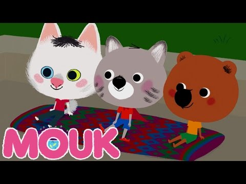 Mouk - Karagöz (Turkey) | Cartoon for kids