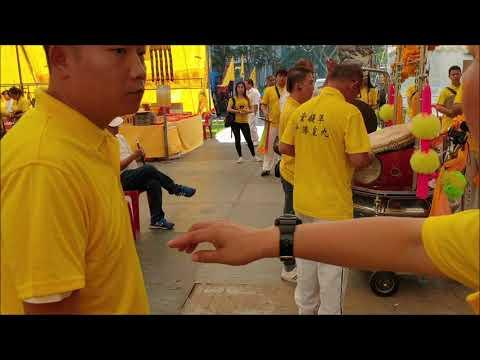 潮州大锣鼓 Drum Master Jason Ong (Ah Wee) Ban Sian For 潮洲鑼鼓隊. (Handphone Handheld Version)