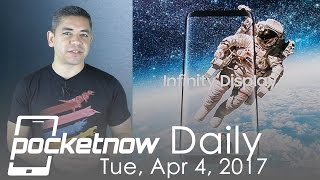 Samsung Galaxy S8 Special Edition, BlackBerry KEYone date & more   Pocketnow Daily
