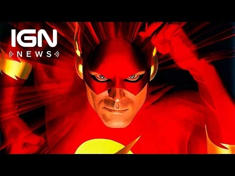 The Flash Movie Director Seth GrahameSmith Leaves Over 'Creative Differences'  IGN