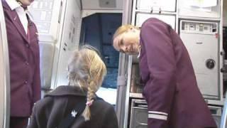 Betreuung für alleinreisende Kinder