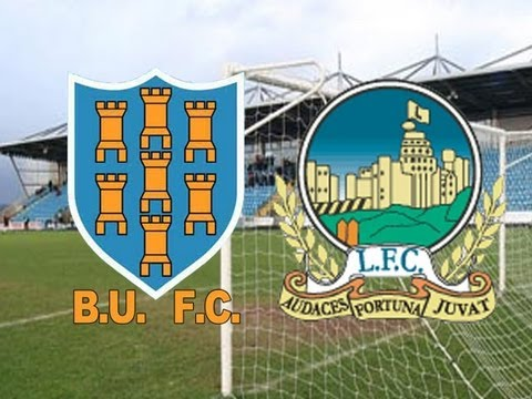 Ballymena United Vs Linfield - Danske Bank Premiership - 11/8/12 (2-0)