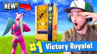 *NEW* LEGENDARY Vending Machine LOCATIONS in Fortnite: Battle Royale!