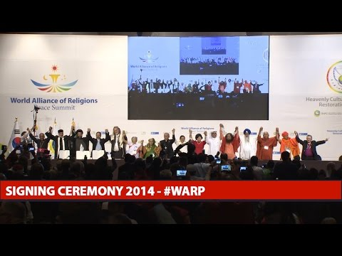 World Alliance of Religions Summit