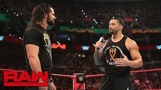 Download Roman Reigns wants a Shield reunion: Raw, March 4, 2019 Mp3 and Videos