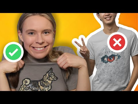10 Things You Need To Do BEFORE You Sell T-Shirts Online!