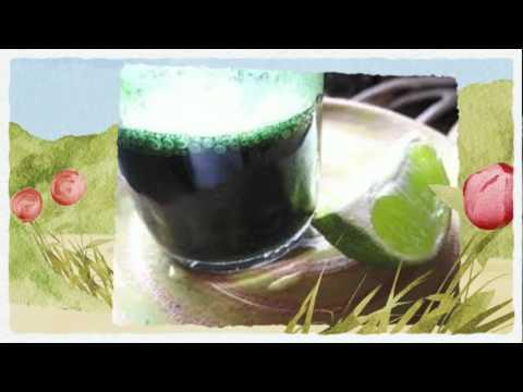 How to Take Chlorella - Healthy Blue Green Algae Powder - Broken Wall