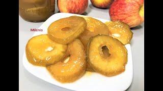 ЯБЛОЧНОЕ ВАРЕНЬЕ  Десртные Яблоки на Зиму. Пока варится, половину съедают, готовьте побольше.