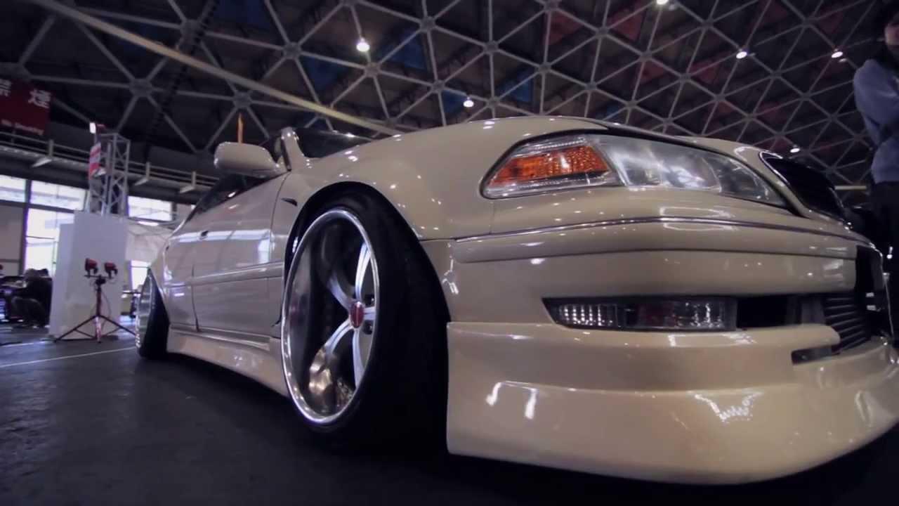 Japonların Modifiye Araba Fuarı Youtube