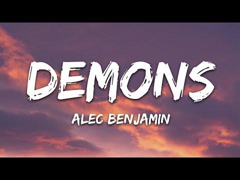 Alec Benjamin - Demons (Lyrics)