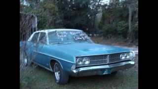 1968 Galaxie 500 4 door