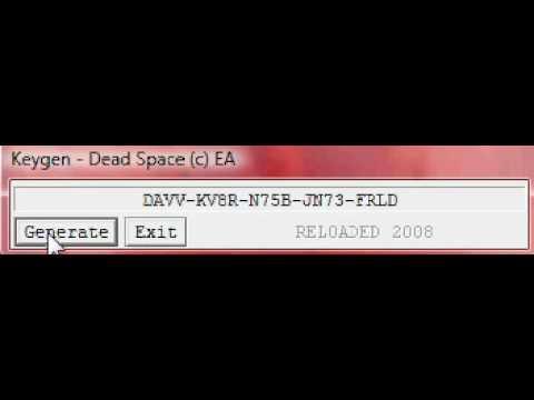 dead space 2 cd key free