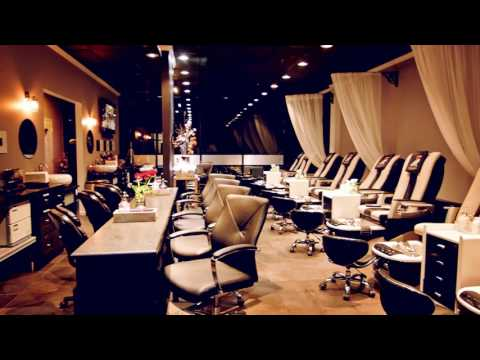 Athenian Nail Spa & Bar - Shop Walkthrough