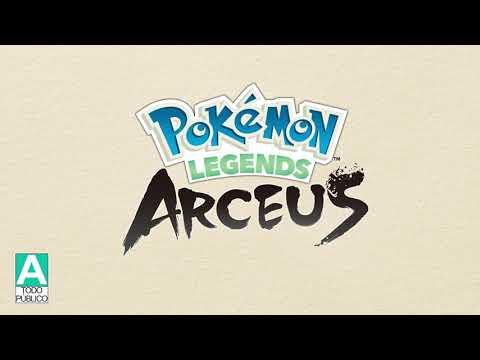Enfréntate a Pokémon señoriales en Pokémon Legends: Arceus