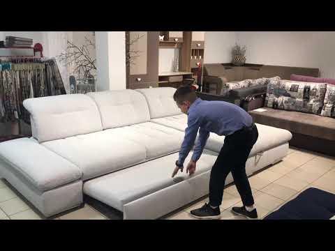 "Обзор углового дивана ""Бенето""- модульная система фабрики DOMMINO (Zlatamebel)"