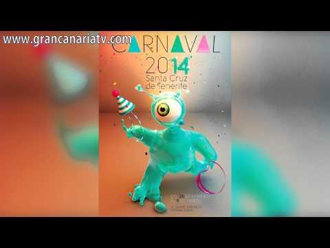 Programación Carnaval Santa Cruz de Tenerife 2014из YouTube · Длительность: 7 мин28 с