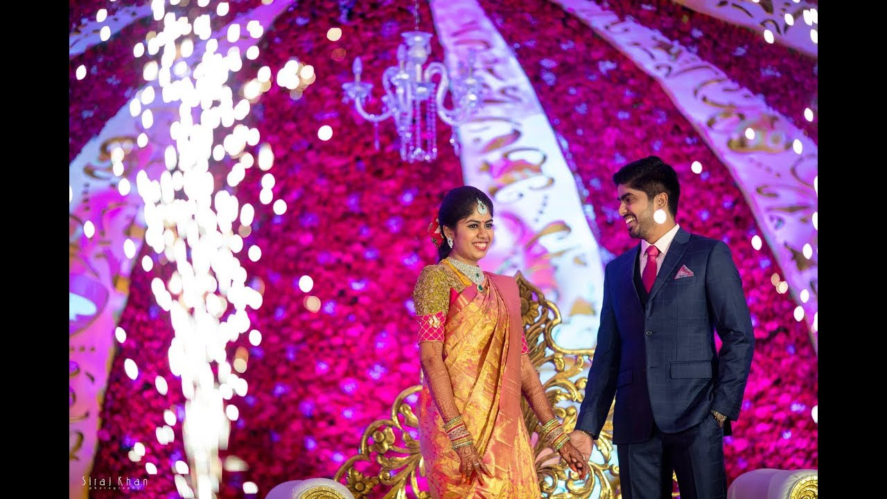 Download Dinesh & Monica Wedding Film by Siraj Khan Photography