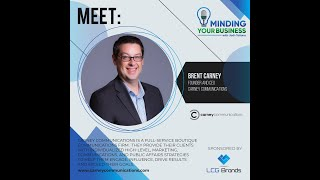 Meet Carney Communications founder and ceo, Brent Carney