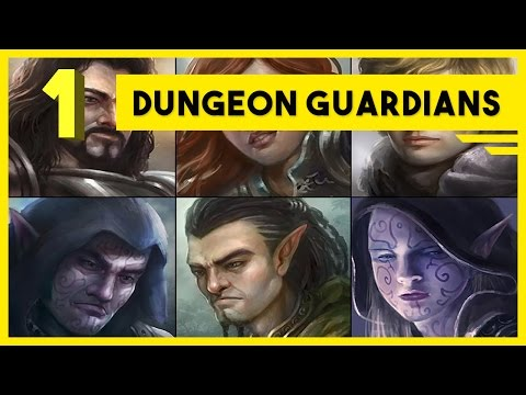 The Fall of The Dungeon Guardians - Ep 1 - Indie Dungeon Crawler - Let's Play