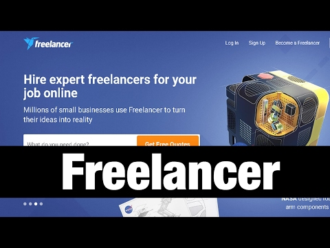 Freelance - Self Employee   Most trusted method to work online