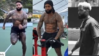 Odell Beckham Jr. WORKING DAILY Preparing For Browns Season