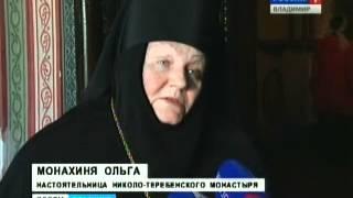 Во Владимир прибыли чудотворные иконы(, 2012-04-28T11:47:46.000Z)