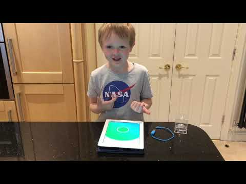 Jack Plays With The Sphero Mini - A Really Fun Tech Toy