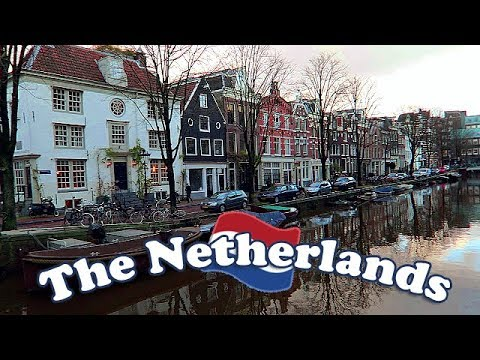 NETHERLANDS TRIP: AMSTERDAM, WATERLAND AND WINDMILLS!   CHRISTMAS IN HOLLAND 2017
