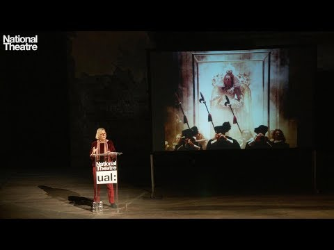 Theatre Design Lecture: Phyllida Lloyd
