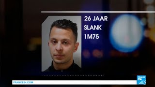 Belgium terror threat: massive police raids continue, prime suspect Salah Abdeslam still at large