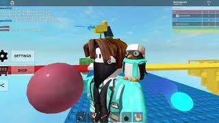 Pranking jonah with Vip server commands ROBLOX doomspire brickbattle