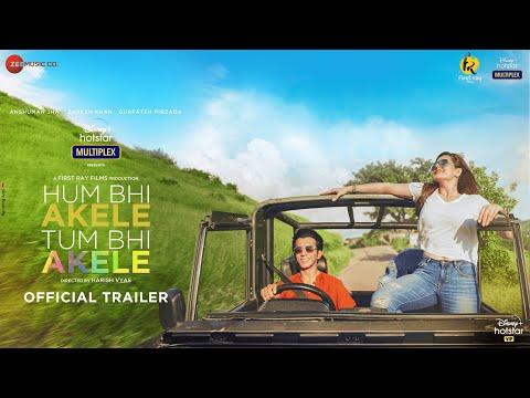 Hum Bhi Akele, Tum Bhi Akele Full Movie (2021) I Anshuman Jha, Zareen Khan I Hotstar