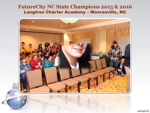 Future City 2016 NC Champions Pureza - Langtree Charter Academy