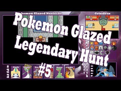 Pokemon Glazed How to Unlock Kyogre Groudon and Rayquaza